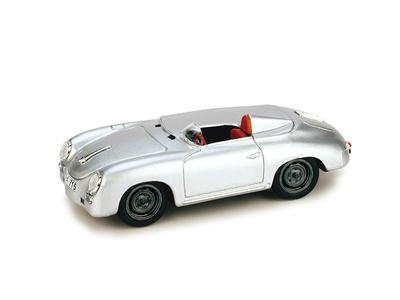"Porsche 356 ""Rekords de Monza"" R Goetze y R. Von Frannkenberg (1957) Brumm 1/43"