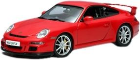Porsche 911 -997- GT3 (2005) Autoart 1/43