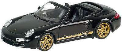 Porsche 911 Carrera 4S Cabriolet -997- (2005) Minichamps 1/43