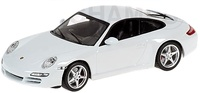 "Porsche 911 Carrera ""White Edition"" -997- (2004) Minichamps 1/43"