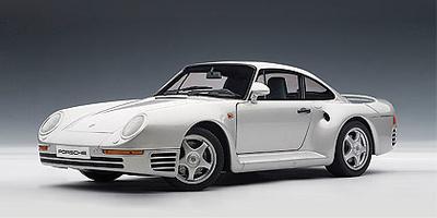 Porsche 959 (1986) Autoart 1:18