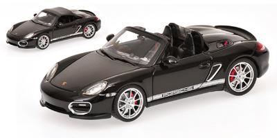 Porsche Boxster Spyder (2010) Minichamps 1/43