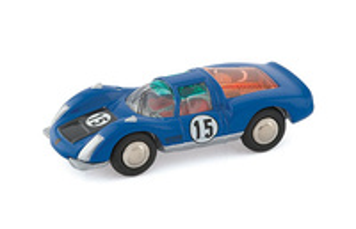 Porsche Carrera 906 Daytona (1966) Bub 1/87