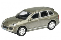 Porsche Cayenne S (2008) Schuco 1/87