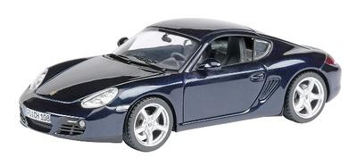 Porsche Cayman Serie 2 (2008) Schuco 1/43