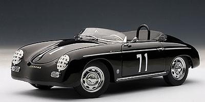 Porsche Speedster nº 71 Steve McQueen (1960) Autoart 1:18
