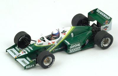 "Ram 03 S4T  ""GP Francia"" nº 9 Manfred Winkelhock (1985) Spark 1/43"