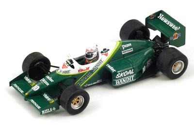 """Ram 03 S4T """"GP. Bélgica"""" nº 10 Philippe Alliot (1985) Spark 1/43"""