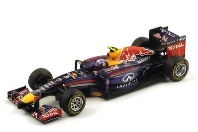 """Red Bull RB10 """"GP. Canadá"""" nº 3 Daniel Ricciardo (2014) Spark 1:18"""