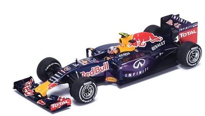 "Red Bull RB11 ""GP. Australia"" nº 26 Daniil Kvyat (2015) Spark 1:18"