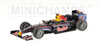 "Red Bull RB5 ""Showcar"" Mark Webber (2009) Minichamps 1/43"
