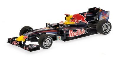 "Red Bull RB6 ""Gp. Japón"" nº 5 Sebastian Vettel (2010) Minichamps 1/43"