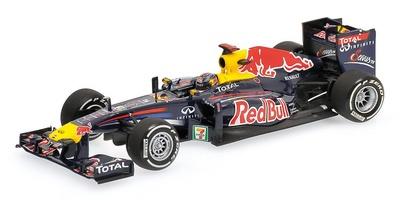 "Red Bull RB7 ""GP. Japón"" nº 1 Sebastian Vettel (2011) Minichamps 1/43"