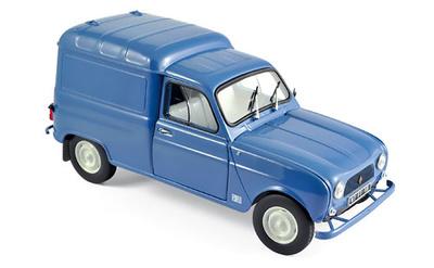 Renault 4 Furgoneta (1965) Norev 1:18