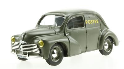 """Renault 4CV """"Postes"""" (1960) Eligor 1/43"""