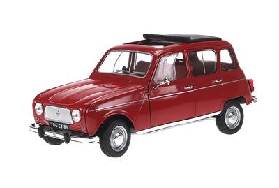 Renault 4L  (1965) Norev 1:18