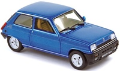 Renault 5 Alpine (1976) Norev 1/43