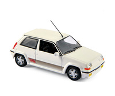 Renault 5 GT Turbo (1989) Norev 1:43