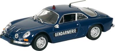 "Renault Alpine A110 ""Gendarmerie"" (1971) Minichamps 1/43"