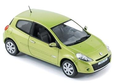 Renault Clio 3p. Serie 3 (2009) Norev 1/43