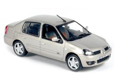 Renault Clio Symbol Serie 3 (2007) Norev 1/43