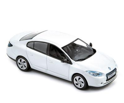 Renault Fluence Z.E (2011) Norev 1/43