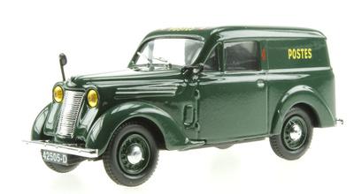 "Renault Juvaquatre ""Correos Franceses"" (1950) Eligor 1/43"