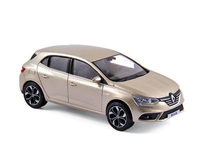 Renault Megane (2016) Norev 1:43