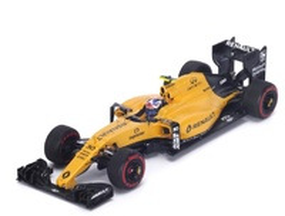 Renault RS16 nº 30 Jolyon Palmer (2016) Spark 1:43