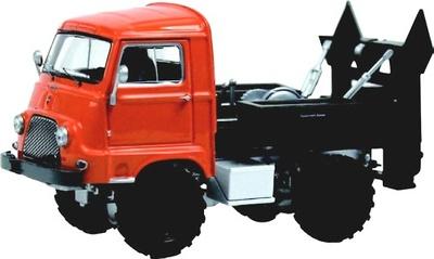 "Renault Sinpar Castor ""Torno Forestal"" Eligor 1/43"