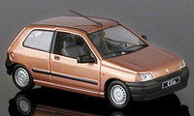 Renault Sport Clio 3p. Serie 1 (1992) Universal Hobbies 1/43