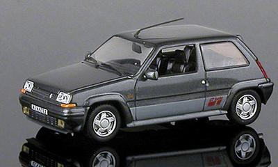 Renault Super 5 GT Turbo (1988) Universal Hobbies 1/43