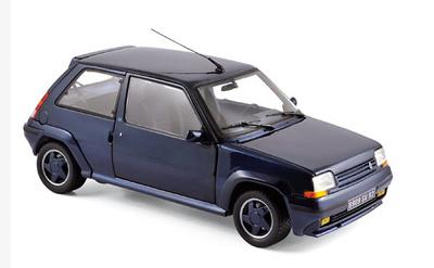 "Renault Supercinco GT Turbo ""Alain Oreille"" (1989) Norev 1:18"