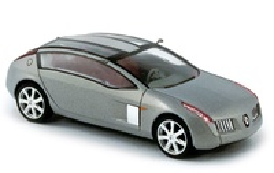 "Renault Talisman ""Salón de Ginebra 2001"" Norev 1/43"
