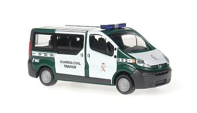 Renault Trafic Guardia Civil Tráfico Rietze 1/87