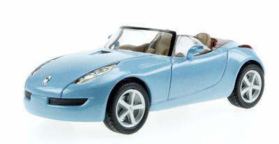 Renault Wind Concept Car (2004) Altaya 1/43