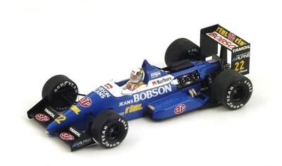 "Rial ARC1 ""GP. Japón"" nº 22 Andrea de Cesaris (1988) Spark 1:43"