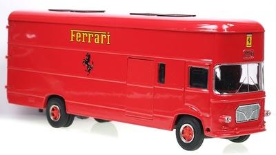 Rolfo OM160 Transporte Oficial Ferrari (1967) Old Cars 1/43