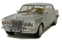 Rolls Royce MPW Coupe (1968) Paragon 1/18