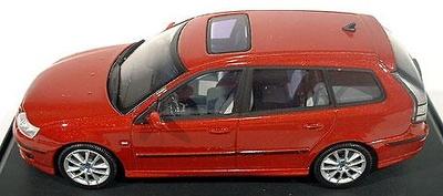 Saab 9-3 Sport Combi (2004) MotorArt 1/43