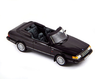 Saab 900 Turbo Cabrio(1991) Norev 1/43