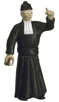 Sacerdote Católico Norev 1/43