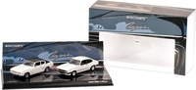 "Set de 2 Ford Capri ""40 Aniversario"" Minichamps 1/43"