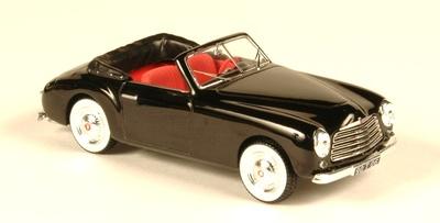 Simca 8 Sport (1951) Norev 1/43