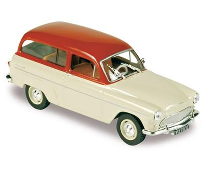 Simca P60 Ranch (1961) Norev 1/43