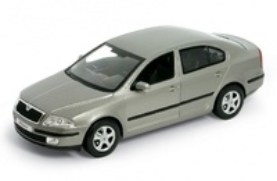 Skoda Octavia Serie II (2004) Welly 1:24