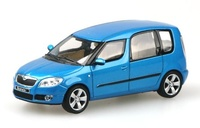 Skoda Roomster (2006) Abrex 143AB-007 1/43
