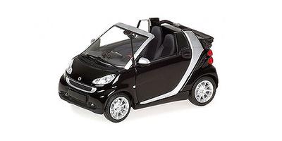 Smart Fortwo Cabriolet (2007) Minichamps 1/43