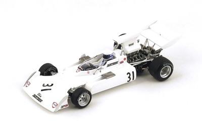 "Surtees TS14 ""GP. Gran Bretaña"" nº 31 Jochen Mass (1973) Spark 1:43"