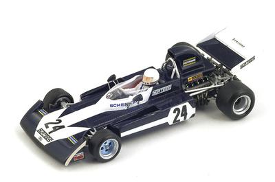 """Surtees TS14 """"GP. USA"""" nº 24 Tim Schenken (1972) Spark 1:43"""